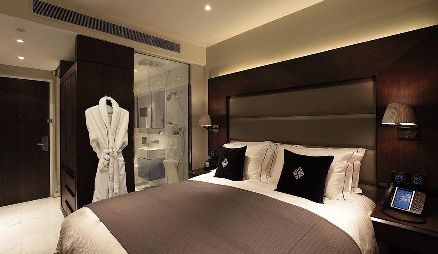 Le sfide hi tech passano per gli hotel di lusso trendstoday for Design apartment 2 camere