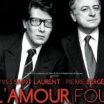 Yves Saint Laurent e Pierre Bergé: docu-film di una storia d'amore