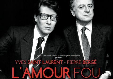 Yves Saint Laurent e Pierre Bergé  docu-film di una storia d amore ... d594ab79cb2