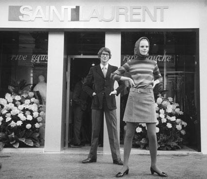 Yves Saint-Laurent cambia etichetta