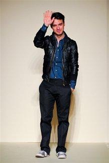 Nella foto, lo stilista Gabriele Colangelo