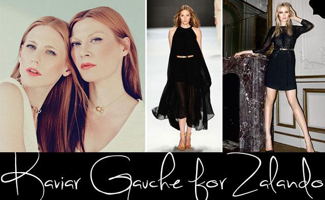 Kaviar Gauche for Zalando