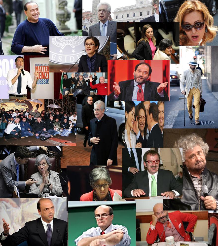 L 39 abbigliamento dei politici italiani detta moda trendstoday for Lista politici italiani