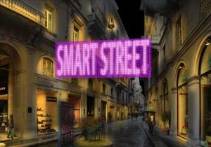 Via della Spiga: la prima smart street d'Italia