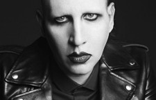 Marylin Manson, nuovo volto di Saint-Laurent Paris