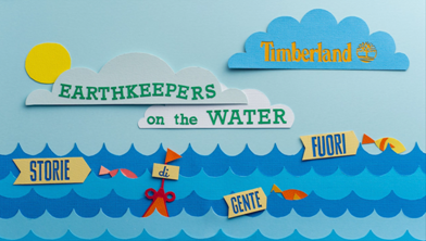 Earthkeepers on the water: i guardiani della Terra scovati da Timberland