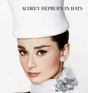 Audrey Hepburn in hats: tutti i cappelli di un'icona di stile