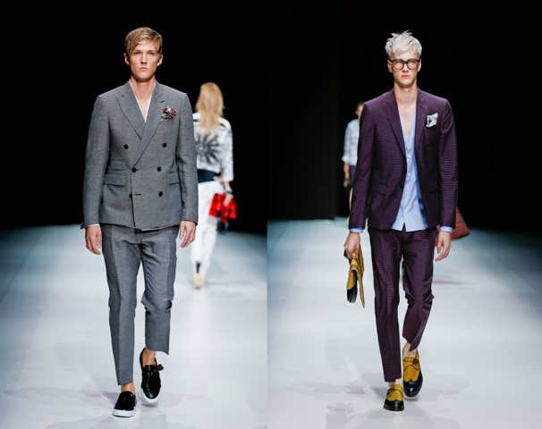 Andrea Pompilio SS 2014. Courtesy of Press Office