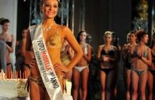 Concorso Nazionale Fotomodella dell'Anno 2013. Incoronata la Miss Ramona Pizzuti.