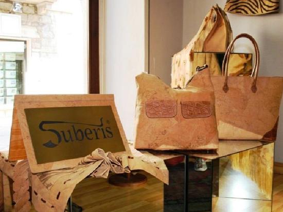 The Vegetable fibres: il sughero diventa tessuto