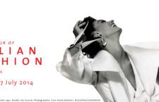 """The Glamour of Italian Fashion"": a Londra va in scena l'Italian style!"