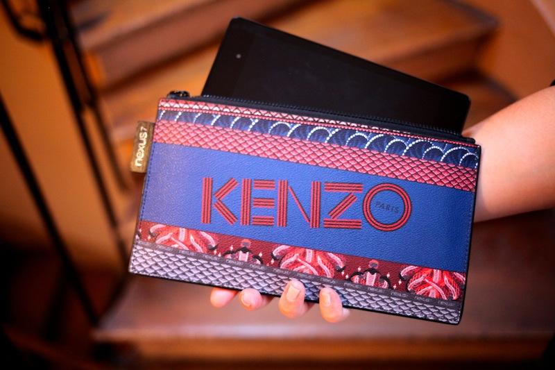 Google approda nel fashion system insieme a Kenzo per promuovere l'ultima high-tech