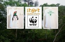 It@rt e WWF: insieme per salvare l'Amazzonia