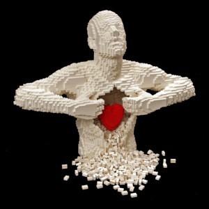 heartfelt- LEGO