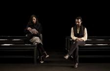Nella foto i designer del brand Greta Boldini, Alexander Flagella e Michela Musco. Ph. Allucinazione