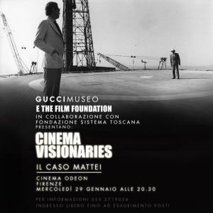 Cinema Visionaries: la moda e il grande schermo di nuovo insieme