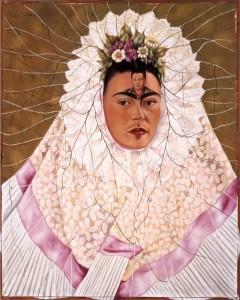 Frida-Kahlo-Ritratto-come-una-Tehuana-o-Diego-nel-mio-pensiero-480x598