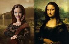 Leonardo o Vermeer? Io dico Barbie