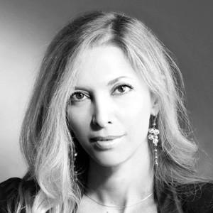 L'autrice Fabiana Giacomotti