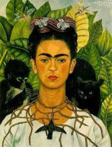 Frida Khalo feat Caterina Gatta: quando il vintage è cultura