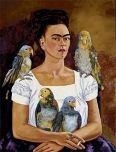 Frida-Kahlo-Io-e-i-miei-pappagalli-1941-2912102219200
