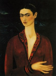 frida-kahlo-autoritratto-1926