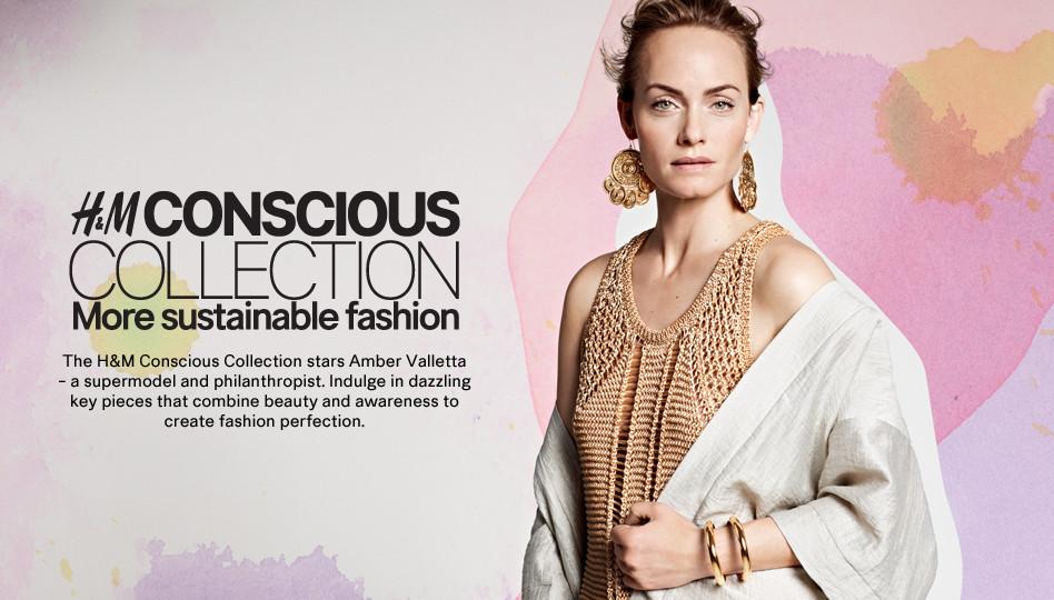 H&M e i progetti Conscious Exclusive Collection:   il trionfo della moda sostenibile.