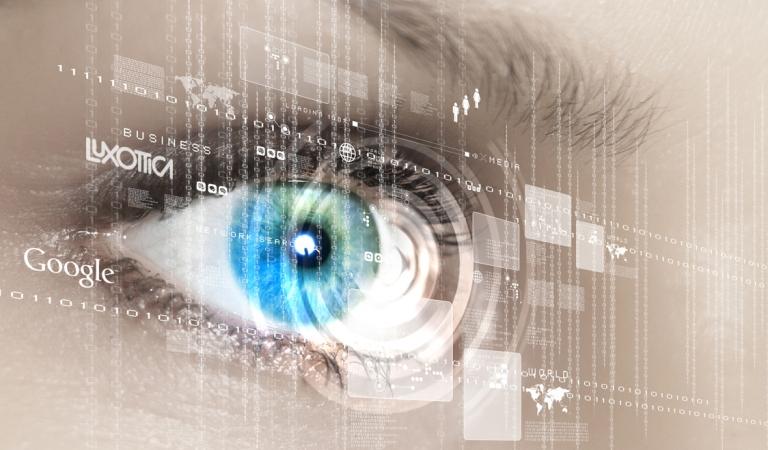 Tecnologie indossabili: Google e Luxottica insieme per creare i nuovi occhiali intelligenti.