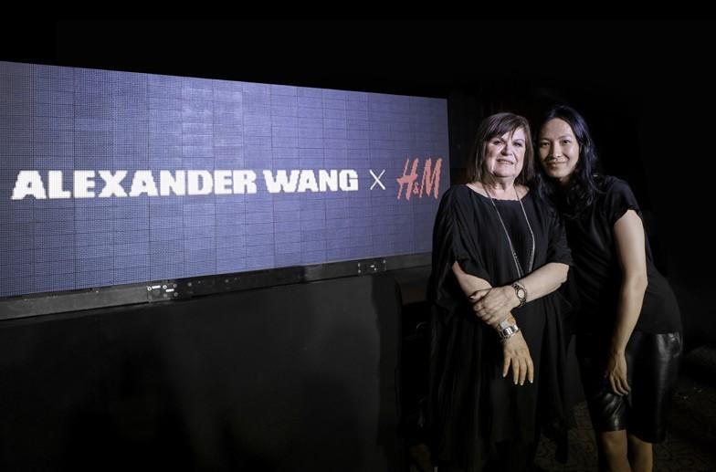 Alexander Wang x H&M. Alleanze iconiche a ritmo di musica dance.