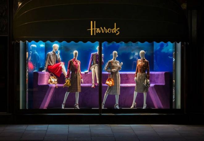 Pradasphere trasforma Harrods nel tempio di Miuccia