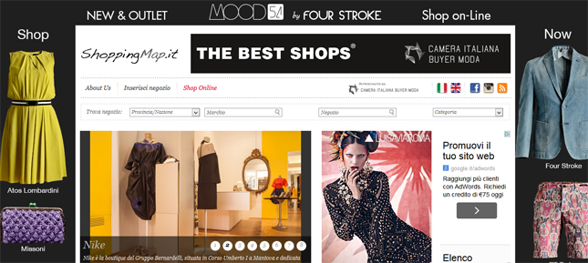 ShoppingMap.it: quando la moda è a portata di click