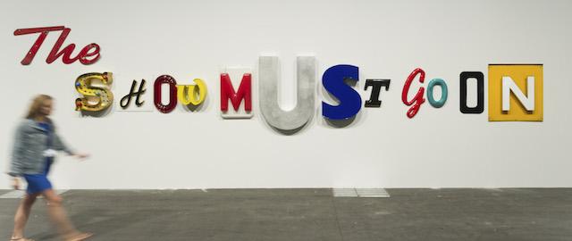 Art Basel 2014 - Unlimited