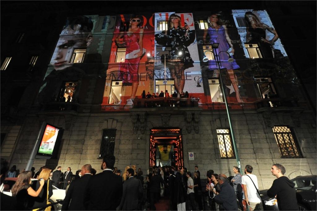 Redazione storica Vogue Italia -©SGP