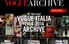 50th Anniversary of Fashion: Vogue Italia festeggia il suo grande successo