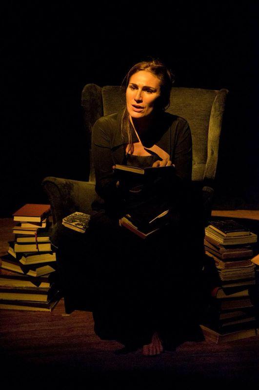 Nella foto l'attrice Annachiara Mantovani.Courtesy of Rossella Napolano