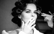 Cristina Lucchini. Photo Glamour.it