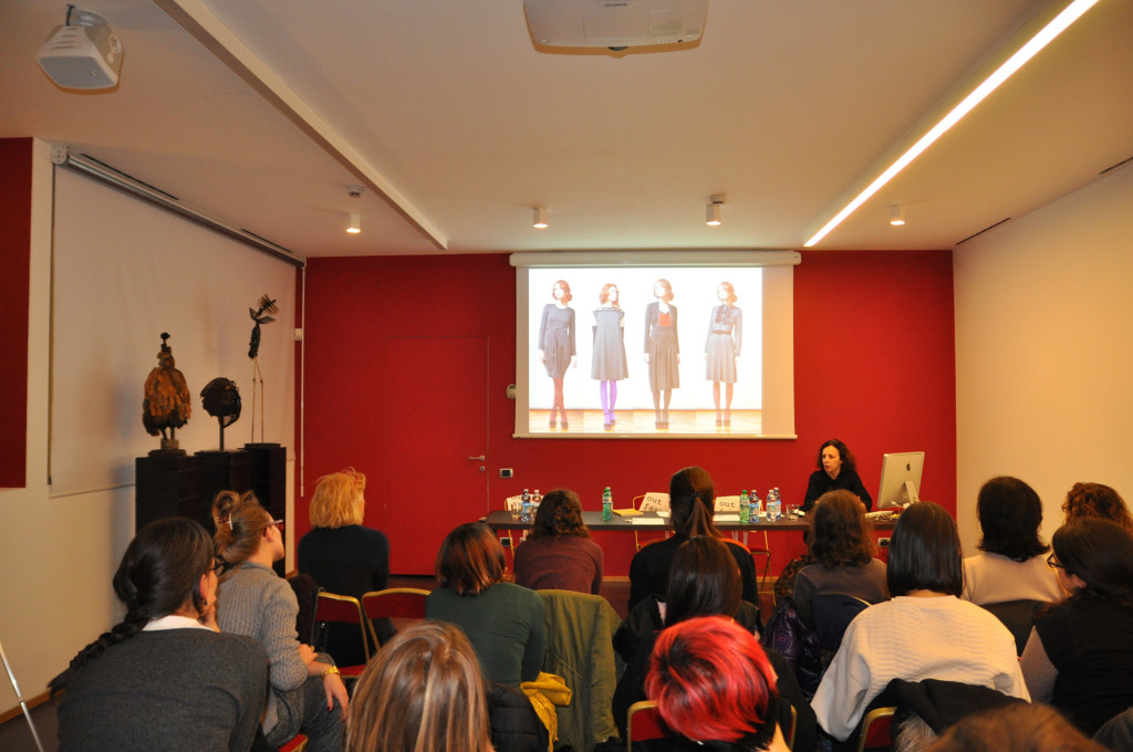 Out of fashion, Fondazione Gianfranco Ferré e studenti, 2015. Courtesy of Connecting Cultures