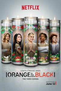 La locandina della terza stagione di Orange is the new black. (Credits imdb.com)