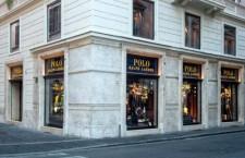 Polo Ralph Lauren. A Roma l'opening del primo monomarca europeo