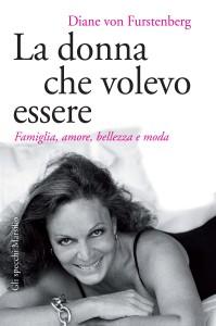 """Copertina del libro """"La donna che volevo essere"""""""