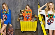 Super Moschino. Jeremy Scott incontra Super Mario Bross