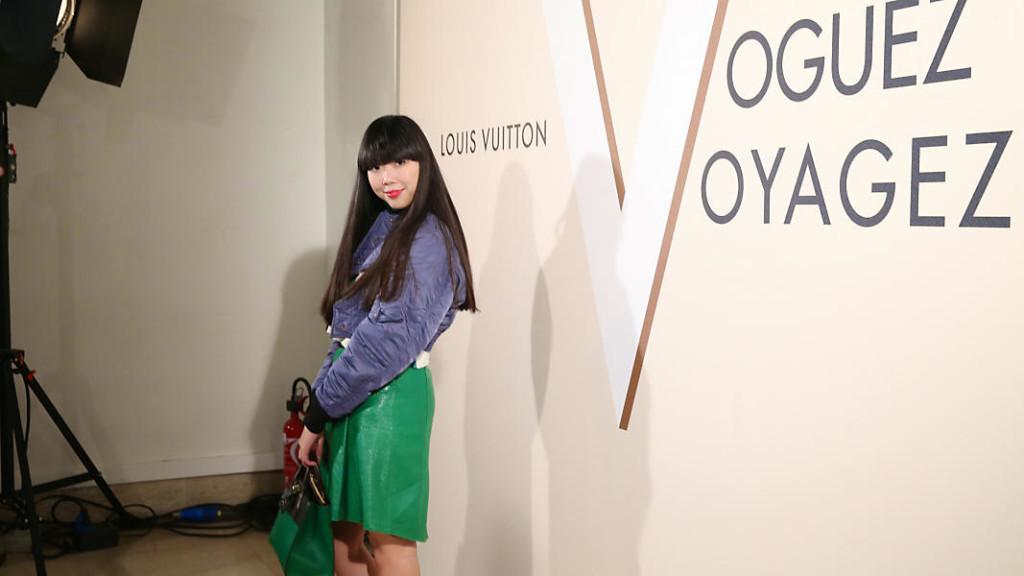 Susie Lau ph. sito ufficiale LV