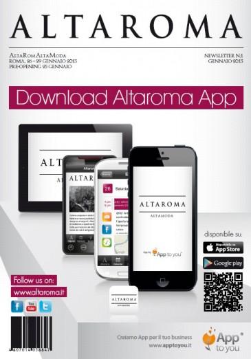 Altaroma App to You