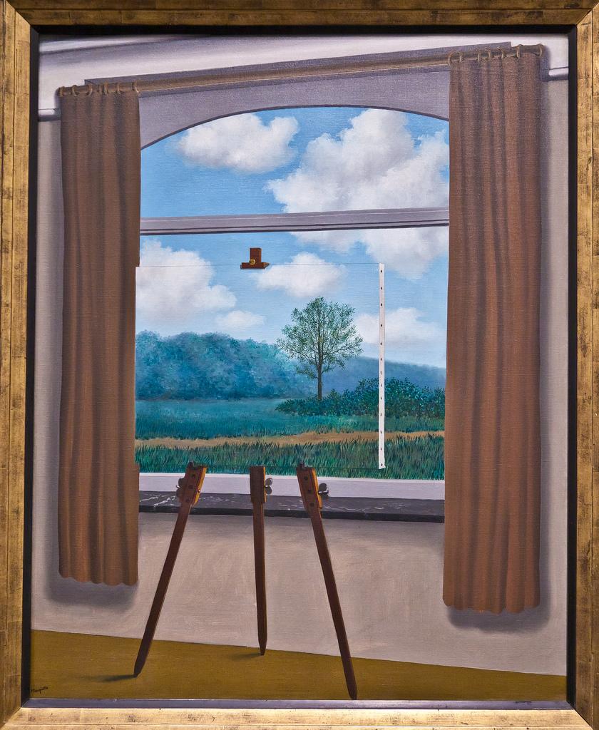 L atelier del metafisico giorgio de chirico in mostra a ferrara trendstoday - Quadri con finestre ...