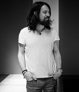 Alessandro Michele Photo courtesy Gucci.com