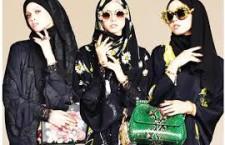 Abaya, la collezione per donne musulmane firmata Dolce & Gabbana