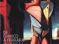 L'atelier del metafisico. Giorgio de Chirico in mostra a Ferrara