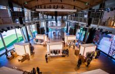 Il Fashion Hub Market presso lo UniCredit Pavillon (Ph: Camera Nazionale della Moda)