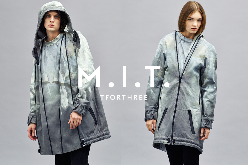 M.I.T  Multiple Identity TforThree - Courtesy of Press Office
