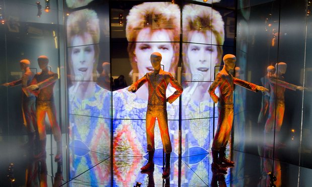 David Bowie is -V&A Museum
